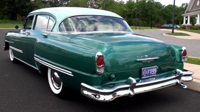 "Triple Aaa Number >> ""1953"" DeSoto Powermaster 4 Door sedan for sale: photos ..."
