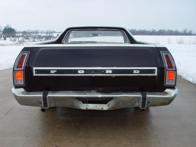 1 no reserve 1974 ford ranchero 500 351c runs great hot pro street rat rod no reserve 1974 ford ranchero 500 351c runs great hot pro street rat - 1972 Ford Ranchero Pro Street