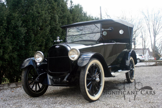 1920 Chevrolet Fb 50 Touring Fully Restored For Sale