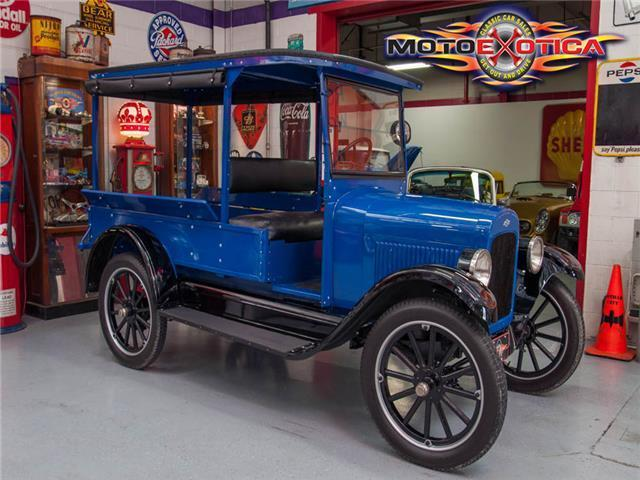 1923 Chevrolet Series B Superior Light Delivery Truck