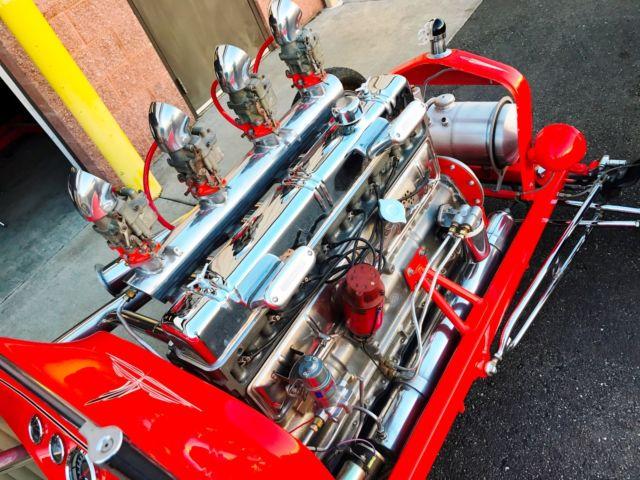 ford  street rod drag car show car buick straight   sale  technical