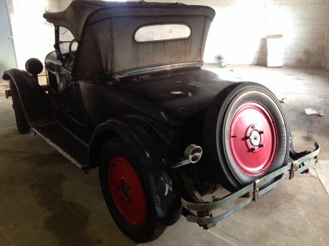 1925 Dodge Brothers 2-Door Roadster Barn Find for sale in ...