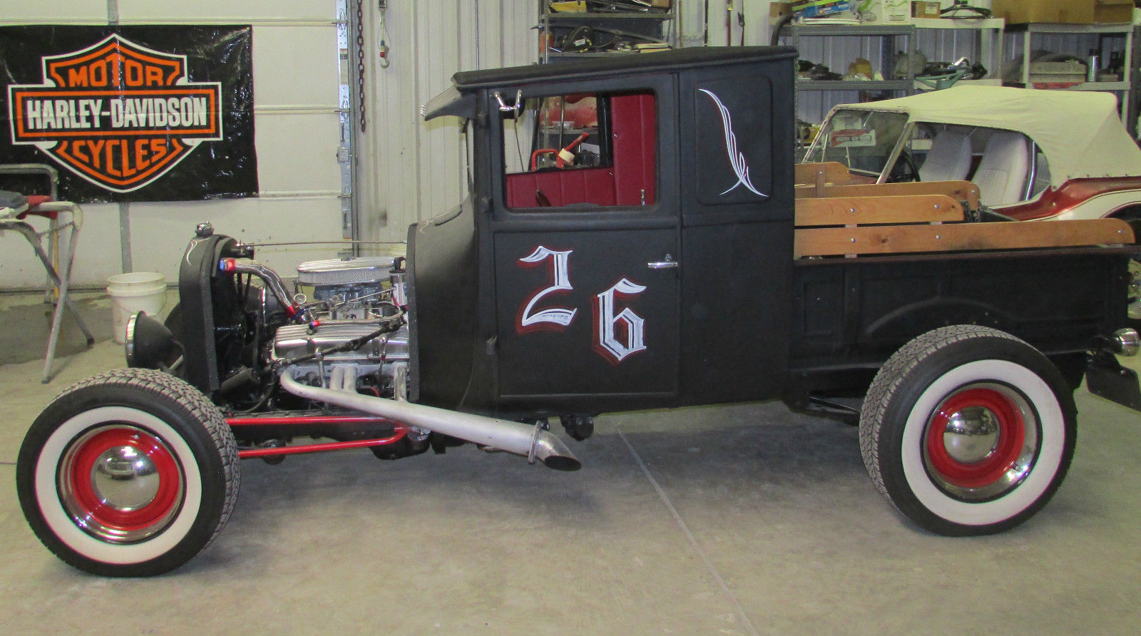 1926 Ford Model T Pickup Truck A Ratrod 1930 1931 1928 1929 Hotrod Rat Rod For Sale In Easley South Carolina United States For Sale Photos Technical Specifications Description