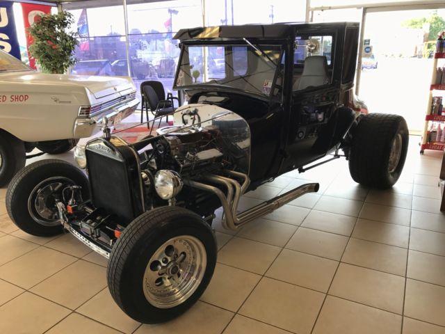 ford model t steel body