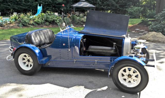 1927 bugatti type 35b replica kit car for sale in valencia. Black Bedroom Furniture Sets. Home Design Ideas