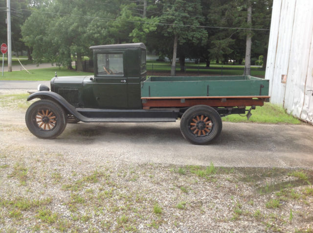 1927 Chevrolet Capitol 1 Ton Pickup Truck Farm Barn Fresh