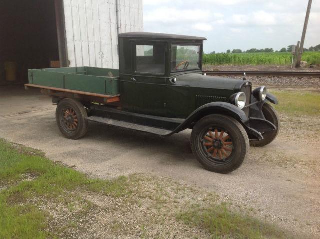 1927 Chevrolet Capitol 1 Ton Pickup Truck Farm Barn Fresh