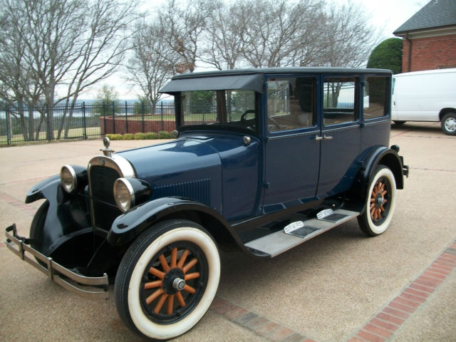 19?? Dodge Brothers Touring |1929 Dodge Touring Car