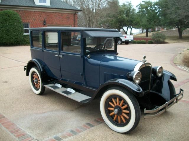 1925-1926-1927-1928-1929 Dodge Brothers Touring Sedan ... |1929 Dodge Touring Car