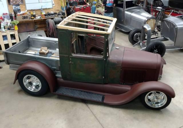 1928 ford model truck