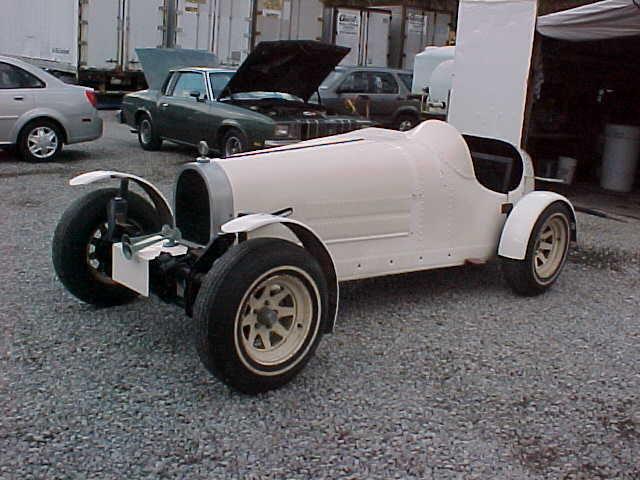 Indy Car For Sale >> 1928 Bugatti Roadster Replica, for sale in Pittsburgh ...