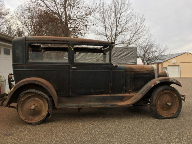 Bill Harris Chevrolet >> 1928 Chevrolet National Series AB Barn Find Hot Rod or Rat Rod Project