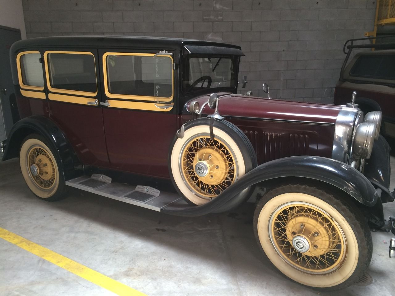 1928 Dodge Brothers 4dr Sedan, Blue, ^cyl, 3spd for sale in ...