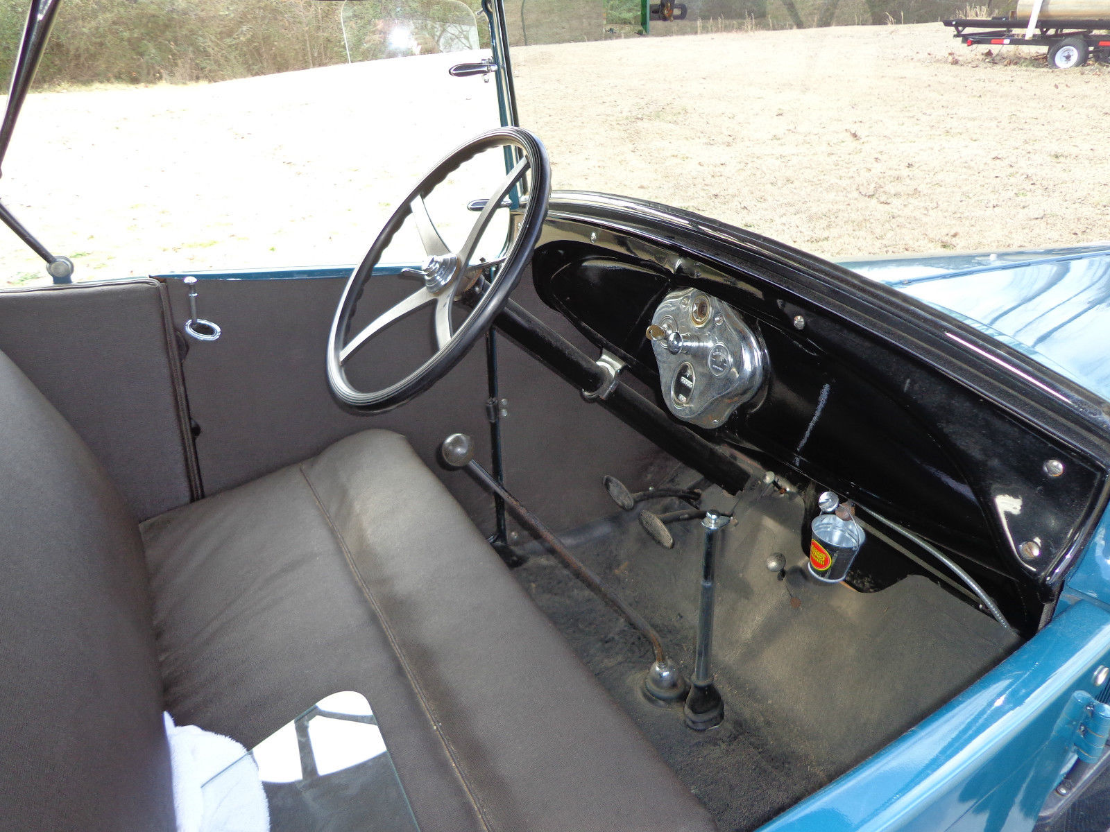 1928 Ford Model A Roadster With Rumble Seat For Sale In