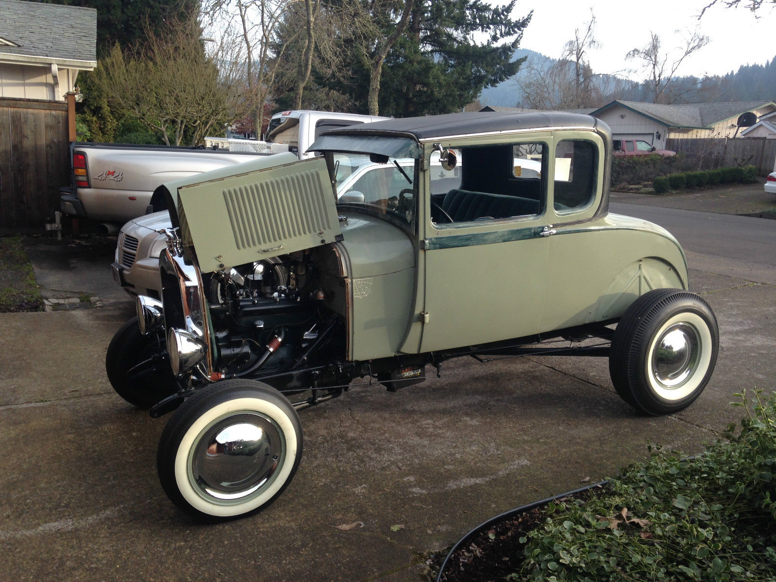 1928 model a ford coupe old school hot rod for sale in. Black Bedroom Furniture Sets. Home Design Ideas