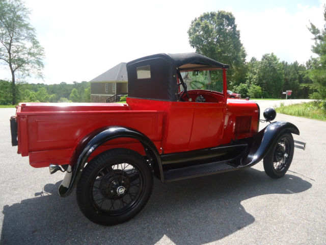 1928 model a ford roadster pickup all steel for sale in canton georgia united states. Black Bedroom Furniture Sets. Home Design Ideas