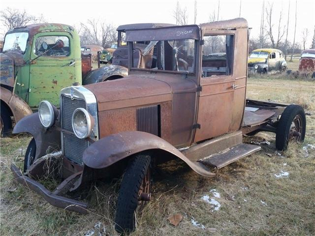 1929 Chevrolet 1 1 2 Ton Truck Rust Manual For Sale