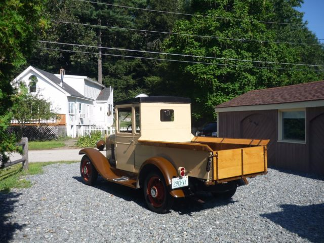 1929 chevy international pick up truck for sale in hudson new hampshire united states. Black Bedroom Furniture Sets. Home Design Ideas