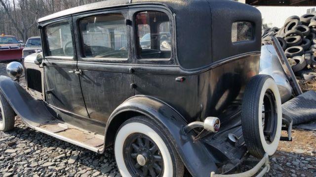1929 chrysler model 75 sedan for sale in lakewood for 1929 dodge 4 door sedan