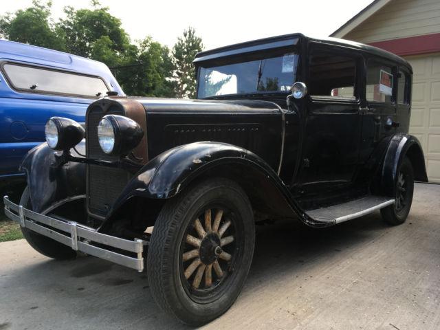 1929 Dodge Victory Six 4 Door Sedan For Sale Photos