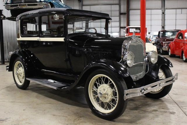 1929 Ford Model A Shop Manual.html | Autos Weblog