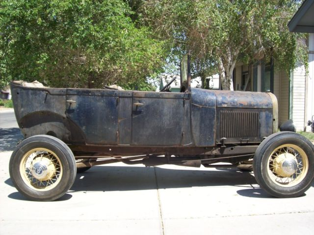 Ford Roadster Pickup Model A Pick Up Truck Convertible Rat Hot Rod Hotrod further Rumble Seat besides Rumble Seat as well Nash Standard Six as well . on 1929 model vin number location