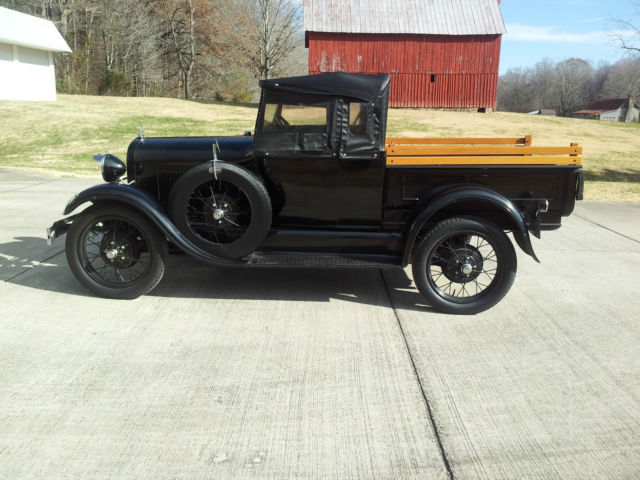 1929 ford model a roadster pickup truck for sale in charlotte tennessee united states. Black Bedroom Furniture Sets. Home Design Ideas