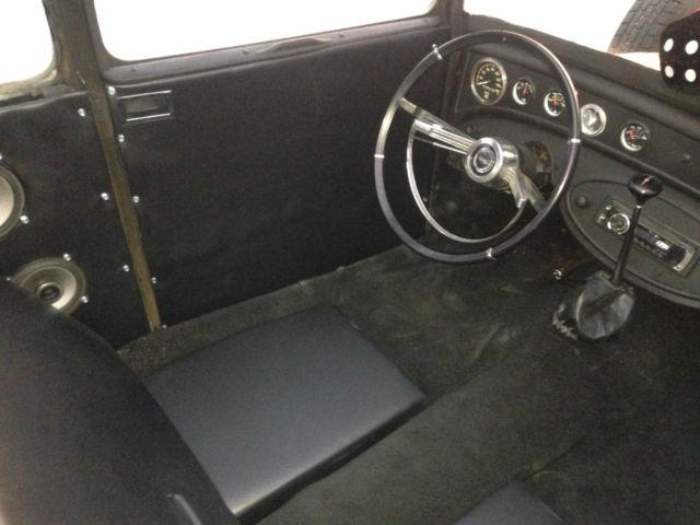 1929 Ford Model A Sedan Hotrod Ratrod Bagged Custom