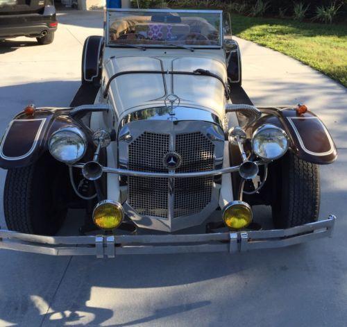 Palmetto Sport Cars: 1929 Mercedes SSK /Gazelle For Sale: Photos, Technical