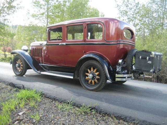 1929 Oakland Pontiac 4 Door Sedan For Sale Photos