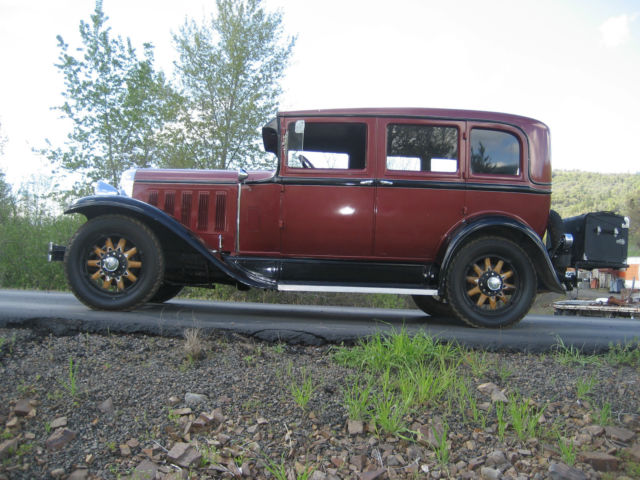 1929 Oakland Pontiac 4 Door Sedan For Sale Photos