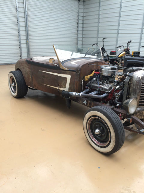 1929 roadster desoto quot modern day grease lightning quot hot rod patina all steel for sale in hudson