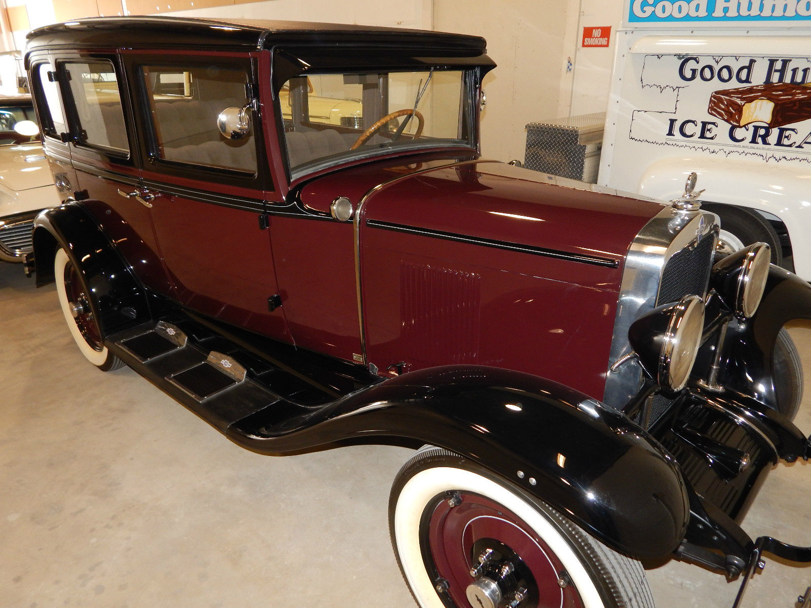 1930 Chevrolet Ad Universal 4 Door Beautifully Restored For Sale In Chevy Sedan Spare Tire Mount Technical Specifications Of