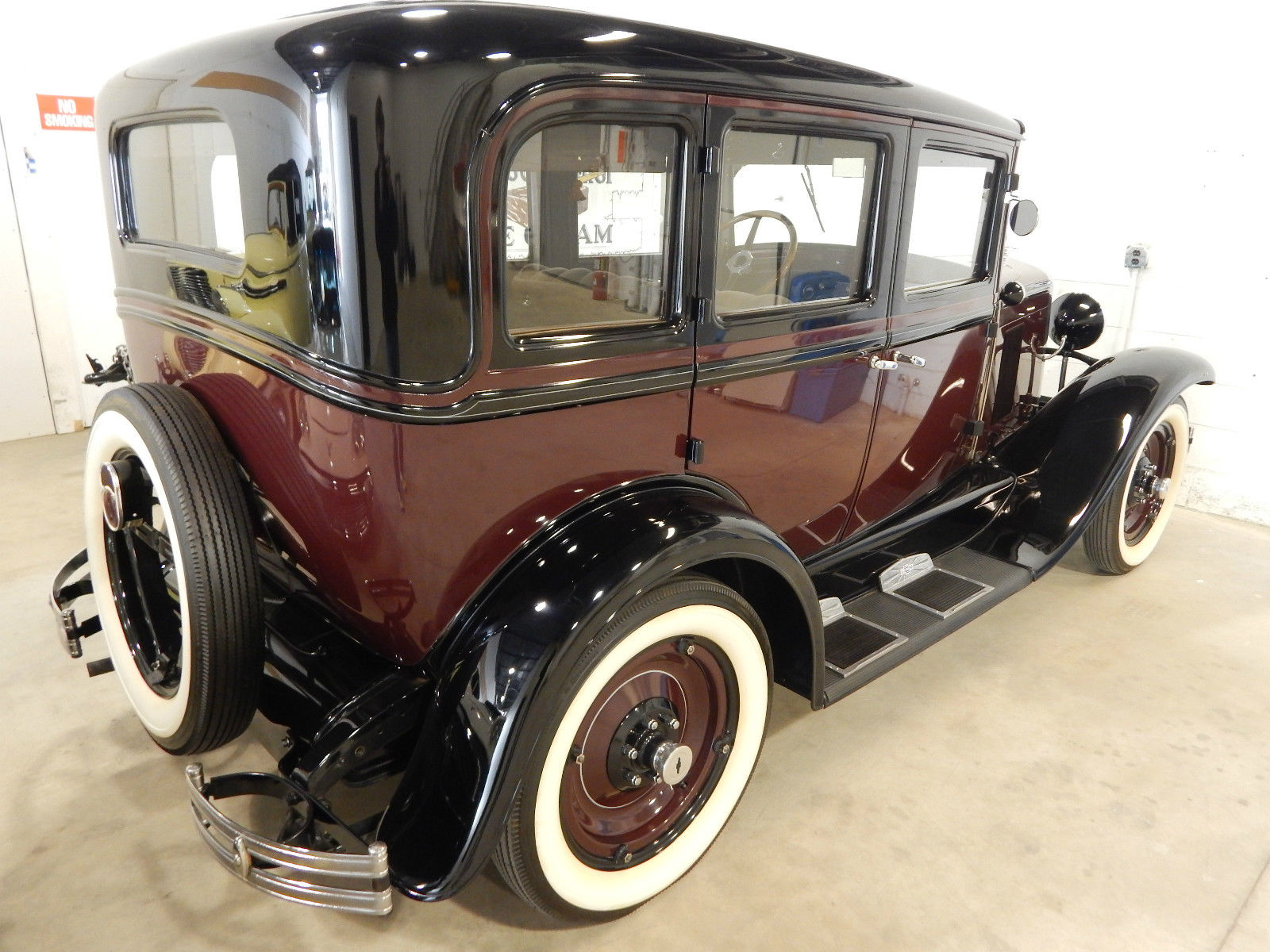 1930 chevrolet ad universal 4 door beautifully restored for sale in wixom michigan united states. Black Bedroom Furniture Sets. Home Design Ideas