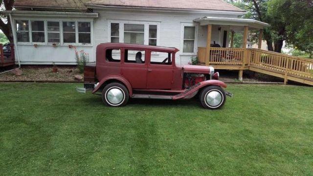1930 chevy sedan for 1930 chevy 4 door
