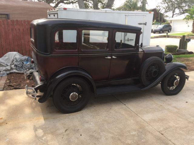 1930 chevy sedan antique chevrolet car for 1930 chevrolet 4 door sedan