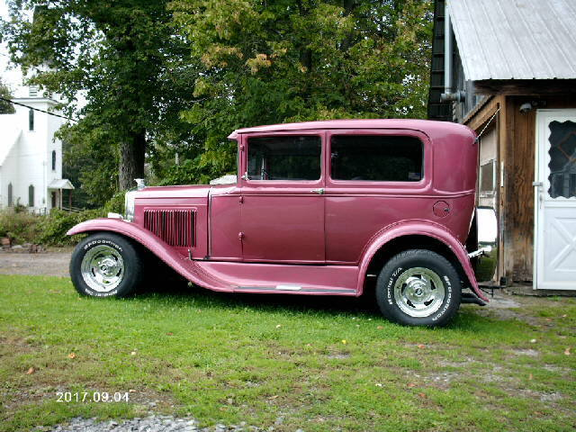 1930 ford model a 2 door sedan street rod hot rod rat rod for 1930 ford model a two door sedan