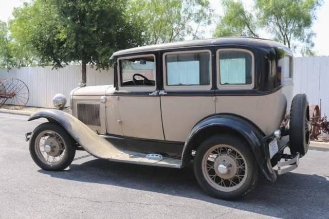 1930 ford model a 4 door touring sedan barnfind running i4 for 1930 model a 4 door sedan