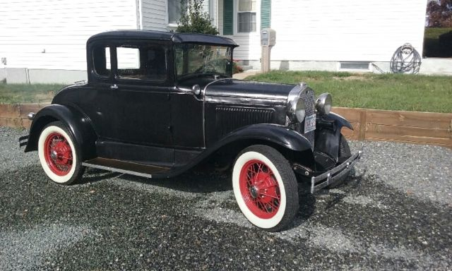 1930 ford model a 5 window coupe hot rod project rat rod for 1931 ford model a 5 window coupe
