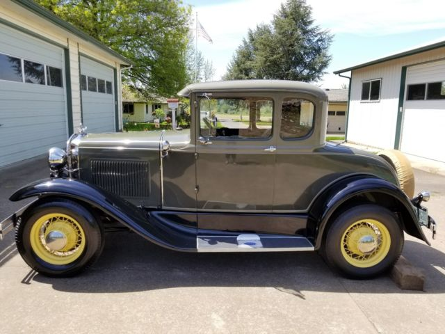 1930 ford model a 5 window rumble seat coupe great for 1930 model a 5 window coupe