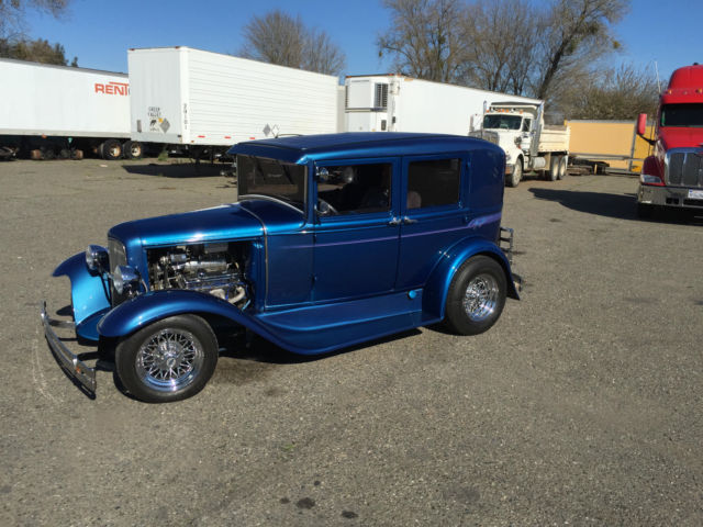 1930 Ford Model A Sedan Hot Rod For Sale In West