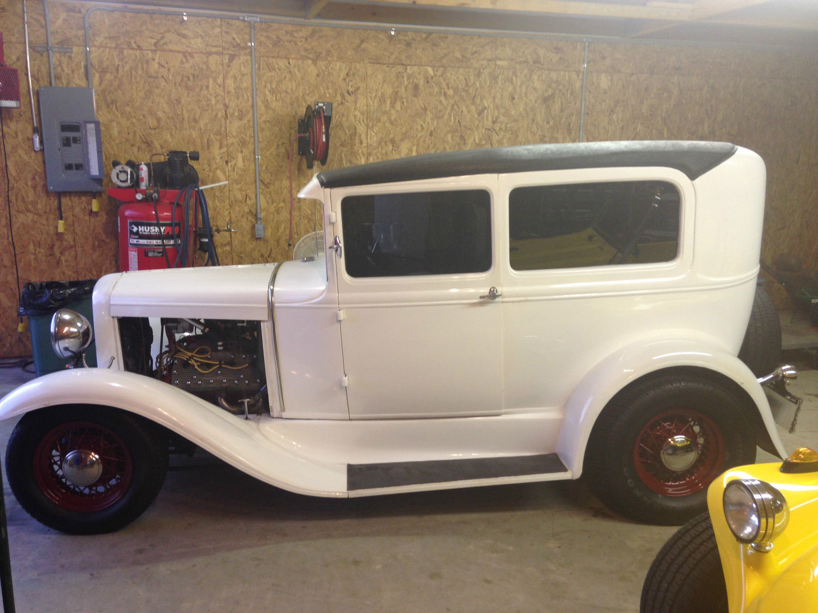 1930 ford model a two door sedan flathead automatic for 1930 ford model a two door sedan