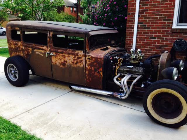 1930 Hudson Hot Rod Rat Rod For Sale In Buffalo New York