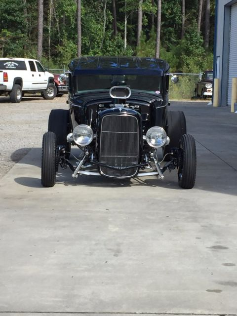 1930 model a tudor hot rod rat rod street rod. Black Bedroom Furniture Sets. Home Design Ideas