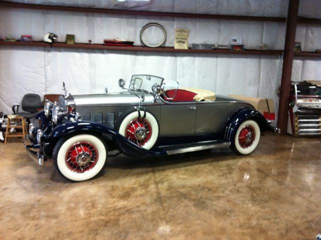 1931 cadillac roadster for sale in danville california. Black Bedroom Furniture Sets. Home Design Ideas