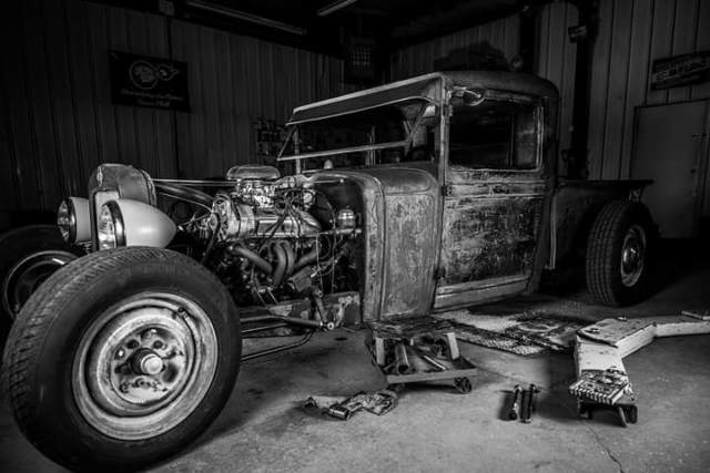 Used Elliptical For Sale >> 1931 Chevrolet Pickup (Hot Rod Rat Rod Jalopy) for sale in ...