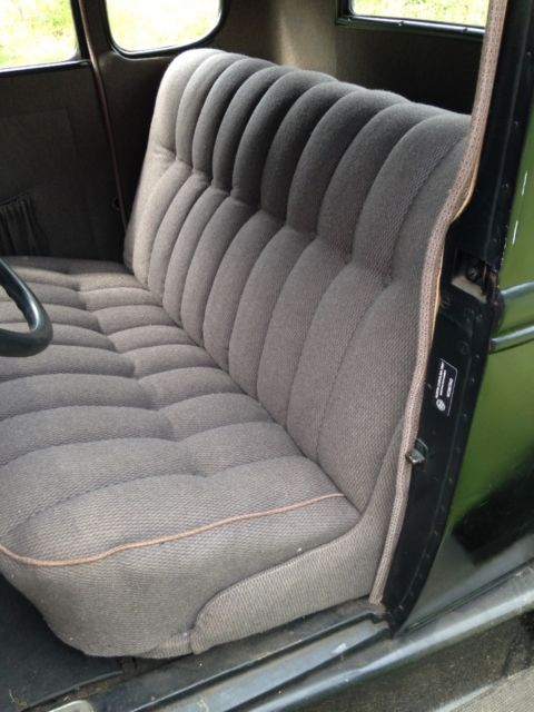 1931 ford coupe nice interior new tires rust free runs could use paint. Black Bedroom Furniture Sets. Home Design Ideas