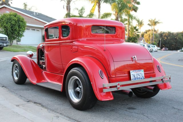 1931 ford model a 2 door coupe hot rod for 1931 ford 2 door sedan
