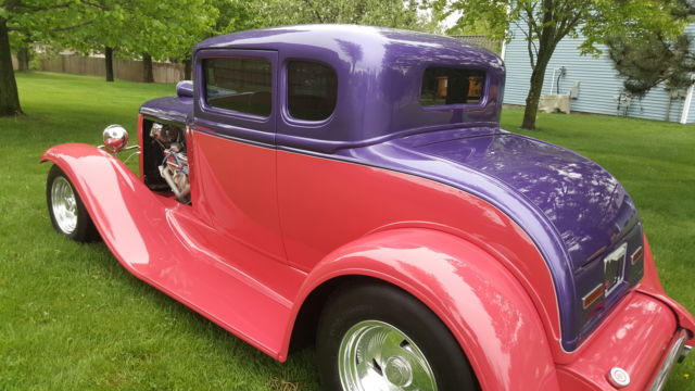 1931 ford model a 5 window duece coupe 3 window hot rod for 1931 ford 5 window coupe hot rod