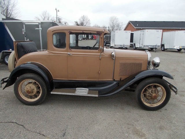 1931 Ford Model A Coupe For Sale In Monroe Michigan